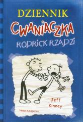 Dziennik cwaniaczka 2. Rodrick rządzi - Jeff Kinney | mała okładka