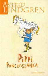 Pippi Pończoszanka - Astrid Lindgren | mała okładka