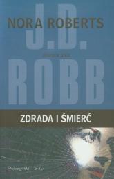 Zdrada i śmierć - J.D. Robb | mała okładka