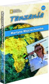 Tanzania. Kobieta na krańcu świata - Martyna Wojciechowska | mała okładka