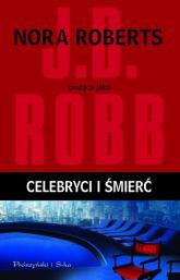 Celebryci i śmierć - Nora Roberts | mała okładka