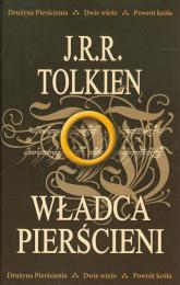 Władca pierścieni - J.R.R. Tolkien | mała okładka