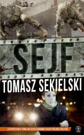 Sejf - Tomasz Sekielski | mała okładka