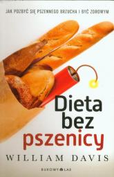 Dieta bez pszenicy - William Davis | mała okładka