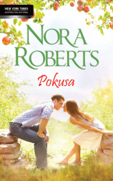 Pokusa - Nora Roberts | mała okładka