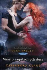 Dary Anioła 5. Miasto zagubionych dusz - Cassandra Clare | mała okładka
