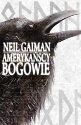 Amerykańscy bogowie - Neil Gaiman | mała okładka