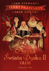 Nauka Świata Dysku II: Glob - Jack Cohen, Ian  Steward, Terry Pratchett | mała okładka