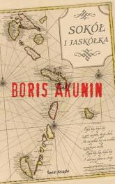 Sokół i Jaskółka - Boris Akunin | mała okładka