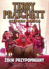 Żółw przypomniany. Przewodnik po Świecie Dysku uaktualniony aż do Niucha - Terry Pratchett, Stephen Briggs | mała okładka