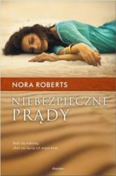 Niebezpieczne prądy - Nora Roberts | mała okładka