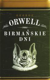 Birmańskie dni - George Orwell | mała okładka
