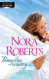 Pomyślne wiatry - Nora Roberts | mała okładka