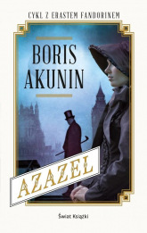 Azazel - Boris Akunin | mała okładka