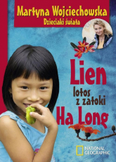 Lien, lotos z zatoki Ha Long - Martyna Wojciechowska | mała okładka
