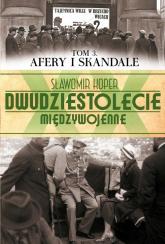 Afery i Skandale - Sławomir Koper | mała okładka