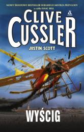 Wyścig - Clive Cussler, Justin Scott | mała okładka