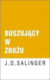 Buszujący w zbożu - J. D. Salinger | mała okładka
