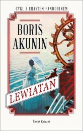 Lewiatan - Boris Akunin | mała okładka