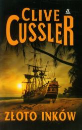 Złoto Inków - Clive Cussler | mała okładka