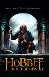 Hobbit, czyli tam i z powrotem - J.R.R. Tolkien | mała okładka
