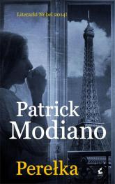 Perełka - Patrick Modiano | mała okładka
