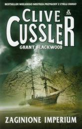 Zaginione Imperium - Clive Cussler | mała okładka