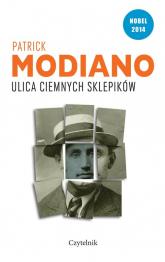 Ulica Ciemnych Sklepików - Patrick Modiano | mała okładka