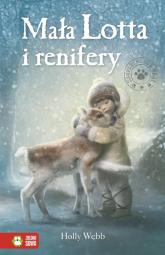 Mała Lotta i Renifery - Holly Webb | mała okładka