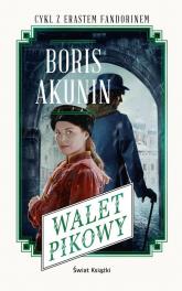 Walet pikowy - Boris Akunin | mała okładka