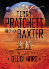 Długi Mars - Stephen Baxter, Terry Pratchett  | mała okładka