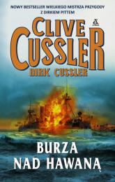 Burza nad Hawaną - Clive Cussler, Dirk Cussler | mała okładka