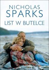 List w butelce - Nicholas Sparks | mała okładka