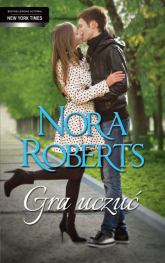 Gra uczuć - Nora Roberts | mała okładka