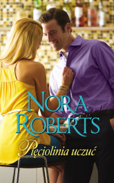 Pięciolinia uczuć - Nora Roberts | mała okładka