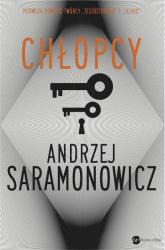 Chłopcy - Andrzej Saramonowicz | mała okładka