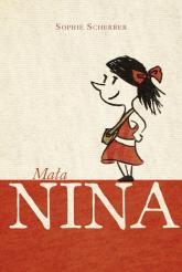 Mała Nina - Sophie Scherrer | mała okładka