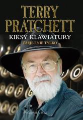 Kiksy klawiatury - Terry Pratchett | mała okładka