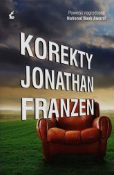 Korekty - Jonathan Franzen | mała okładka