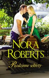 Rodzinne sekrety - Nora Roberts | mała okładka