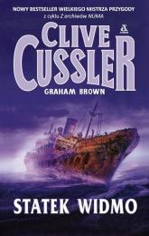 Statek widmo - Clive Cussler, Graham Brown | mała okładka