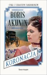 Koronacja - Boris Akunin | mała okładka