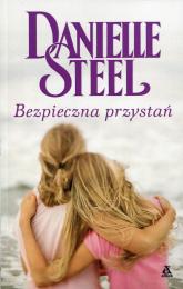 Bezpieczna przystań - Danielle Steel | mała okładka