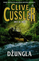 Dżungla - Clive Cussler | mała okładka