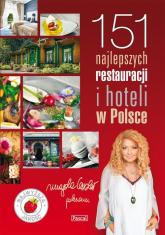 151 Najlepszych Restauracji i Hoteli w Polsce - Magda Gessler | mała okładka