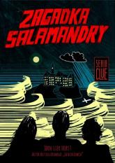 Clue. Tom 1. Zagadka salamandry - Horst Jorn Lier | mała okładka