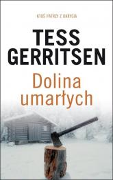 Dolina umarłych - Tess Gerritsen | mała okładka