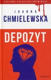 Depozyt - Joanna Chmielewska | mała okładka