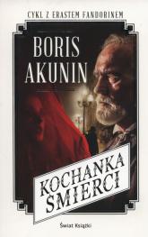 Kochanka śmierci - Boris Akunin | mała okładka