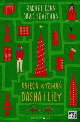Księga wyzwań Dasha i Lily - Rachel Cohn, David Levithan | mała okładka